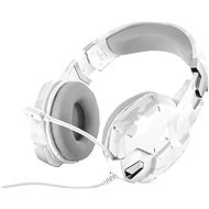 Trust GXT 322c Gaming Headset White camouflage - Herné slúchadlá