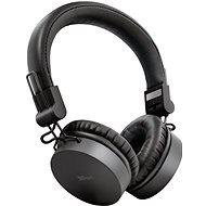 Trust Tones Wireless Headphones čierne