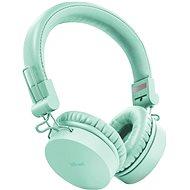 Trust Tones Wireless Headphones zelené