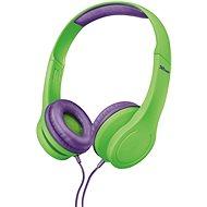 Trust Bino Kids Headphones green - Slúchadlá