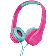 Trust Bino Kids Headphones pink