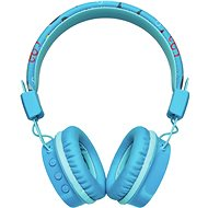 Trust Comi Bluetooth Wireless Kids Headphones – blue - Slúchadlá