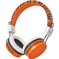 Trust Comi Bluetooth Wireless Kids Headphones – orange - Slúchadlá