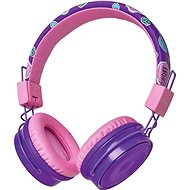 Trust Comi Bluetooth Wireless Kids Headphones – purple - Slúchadlá