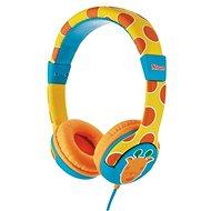 Trust Spila Kids Headphone – žirafa - Slúchadlá