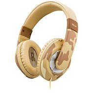 Trust Sonin Kids Headphone desert camo