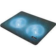 Chladiaca podložka pod notebook Trust Una Laptop Cooling Stand – black