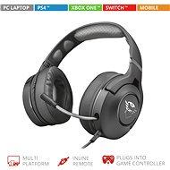 Trust GXT 420 Rath Multiplatform Gaming Headset - Herné slúchadlá