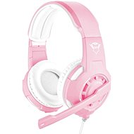 Trust GXT 310P Radius Gaming Headset – pink - Herné slúchadlá