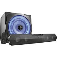 Trust GXT 668 Tytan 2.1 Soundbar Speaker Set - Soundbar so subwooferom