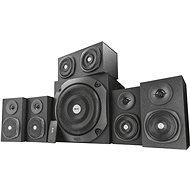 Trust Vigor 5.1 Surround Speaker System for PC black - Reproduktory