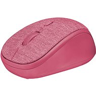 Trust Yvi Fabric Wireless Mouse – pink