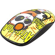 TRUST Sketch Wireless Silent Click Mouse – panda - Myš