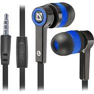 Defender Pulse 420 (black/blue) - Slúchadlá s mikrofónom