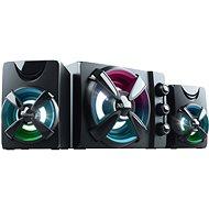 Trust Ziva RGB 2.1 Gaming Speaker Set - Reproduktory