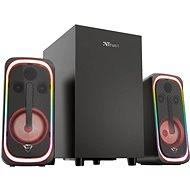 Trust GXT635 Rumax RGB BT 2.1 Speaker Set - Reproduktory