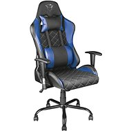 Trust GXT 707B Resto Gaming Chair – blue - Herná stolička