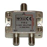 FVS 2 smermi - Rozbočovač