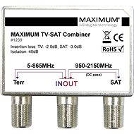 Maximum TV-SAT Combiner HIGH ISO - Zlučovač