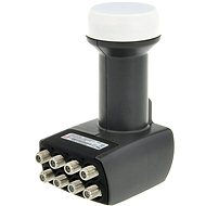 Inverto Octo, 0.2 DBi, 8x konektor F - Konvertor