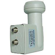 Mascom MCT02HD Twin LNB 0,2 dB - Konvertor