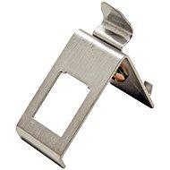 Roline Držiak pre 1× keystone na DIN lištu, kovový - Držiak