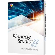 Pinnacle Studio 22 Plus - Strihový softvér