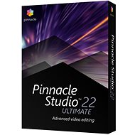 Pinnacle Studio 22 Ultimate - Strihový softvér