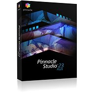 Pinnacle Studio 23 Plus (BOX) - Strihový softvér