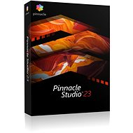 Pinnacle Studio 23 Standard (BOX) - Strihový softvér