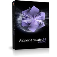 Pinnacle Studio 24 Ultimate (BOX) - Program na strihanie videa