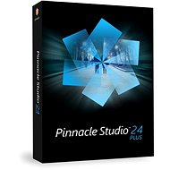 Pinnacle Studio 24 Plus (elektronická licencia) - Program na strihanie videa