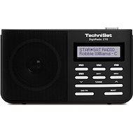 TechniSat DigitRadio 210 DAB+ - Prenosné rádio