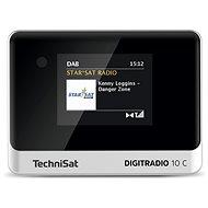 TechniSat DIGITRADIO 10 C černá/stříbrná - Tuner