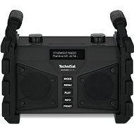 TechniSat DIGITRADIO 230 čierne - Rádio