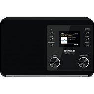 TechniSat DIGITRADIO 307 čierne - Rádio