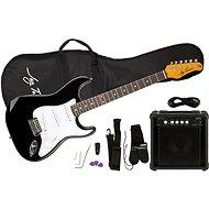 JAY TURSER JT-300BKPAK-E - Elektrická gitara