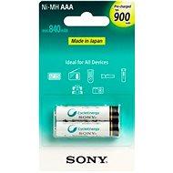 Sony NiMH 900mAh, AAA, 2ks - Nabíjacia batéria