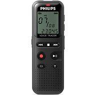 Philips DVT1150 čierny - Digitálny diktafón