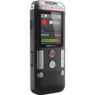 Philips DVT2510 čierny - Digitálny diktafón