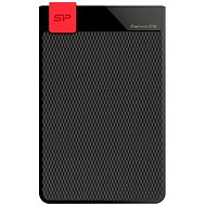 "Silicon Power Diamond D30 Slim 2,5"" 2 TB čierny - Externý disk"