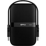 Silicon Power Armor A60 1TB čierny - Externý disk