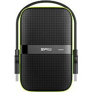 Silicon Power Armor A60 2 TB čierný - Externý disk