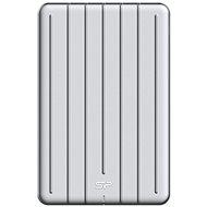 Silicon Power Bolt B75 SSD 512 GB strieborný - Externý disk