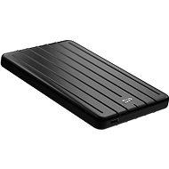 Silicon Power Bolt B75 PRO SSD 512 GB čierno-strieborný - Externý disk