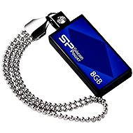 Silicon Power Touch 810 Blue 8GB - Flash disk