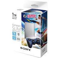 "Sony 2.5"" HDD 1 TB Slim, Gaming edition - Externý disk"