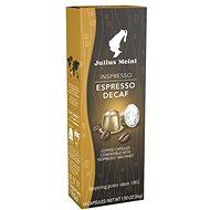 Julius Meinl Nespresso kapsuly Espresso Decaf (10× 5,4 g/box)