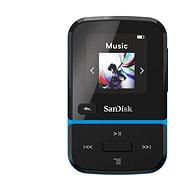 SanDisk MP3 Clip Sport GO 32 GB modrá - FLAC prehrávač