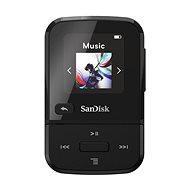 SanDisk MP3 Clip Sport Go2 16GB, Black - MP3 Player